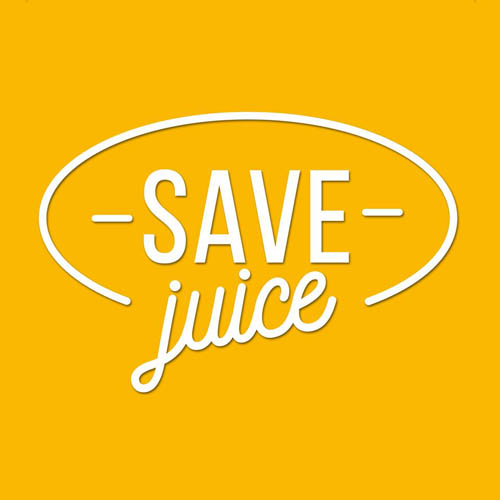 22save juice logo