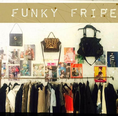 6be44c50e6e Located near Place des Cocotiers, laidback vintage fashion store Funky  Fripe welcomes you to a paradise of colourful retro gear rocking the latest  trends.